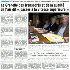 Dauphiné 25 février 2016