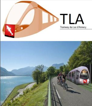 TLA Tramway Annecy Grenelle