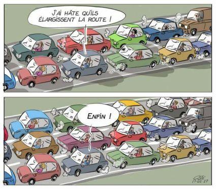 Traffic Induit