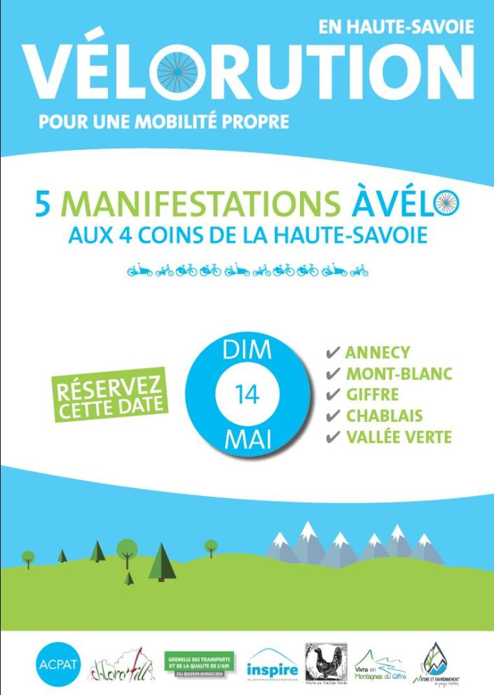 Flyer Vélorution