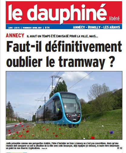 Grenelle un tramway nommé désir la presse en parle DL 7 avril